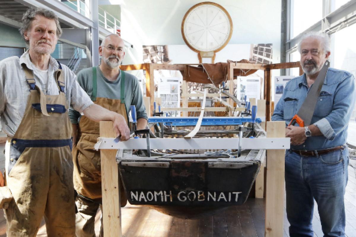 'Naomh Gobnait' Project