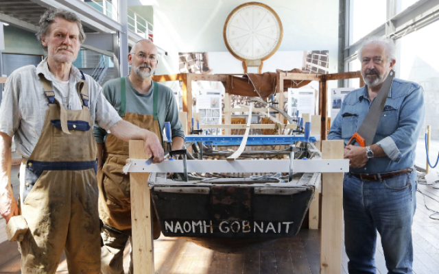 'Naomh Gobnait' Project