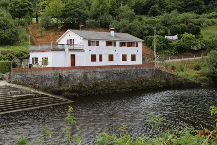 Pickled fish factory in Ribeiras do Sor