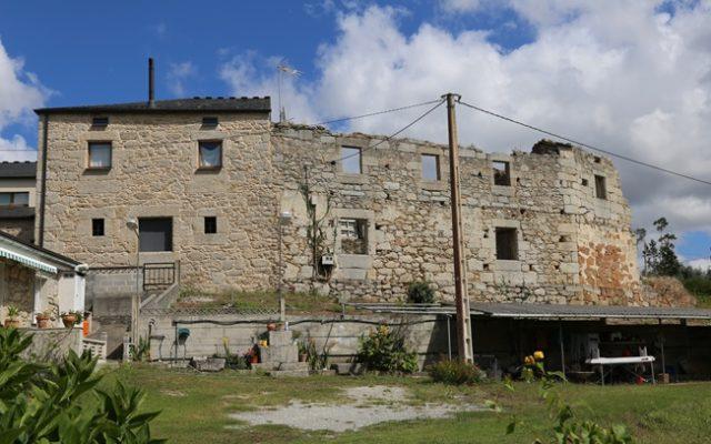 Tanning factory in O Liñar