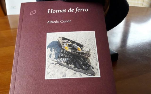 The adventure lived aboard Naomh Gobnait becomes a novel in Homes de Ferro