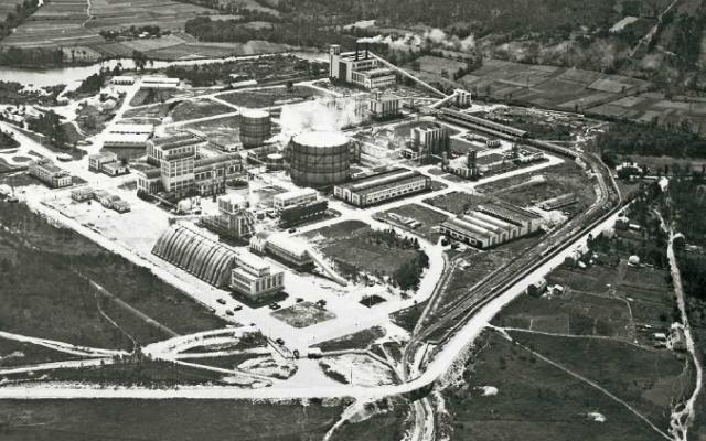 Veinte años de patrimonio industrial