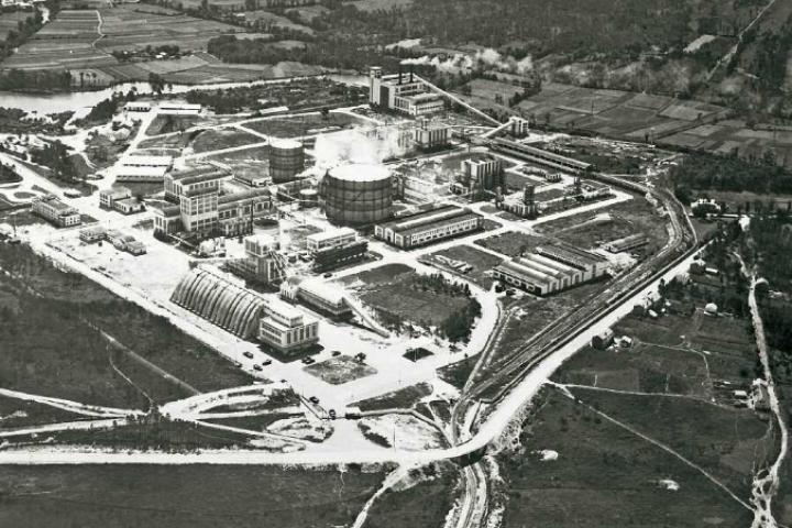 Twenty years of industrial heritage