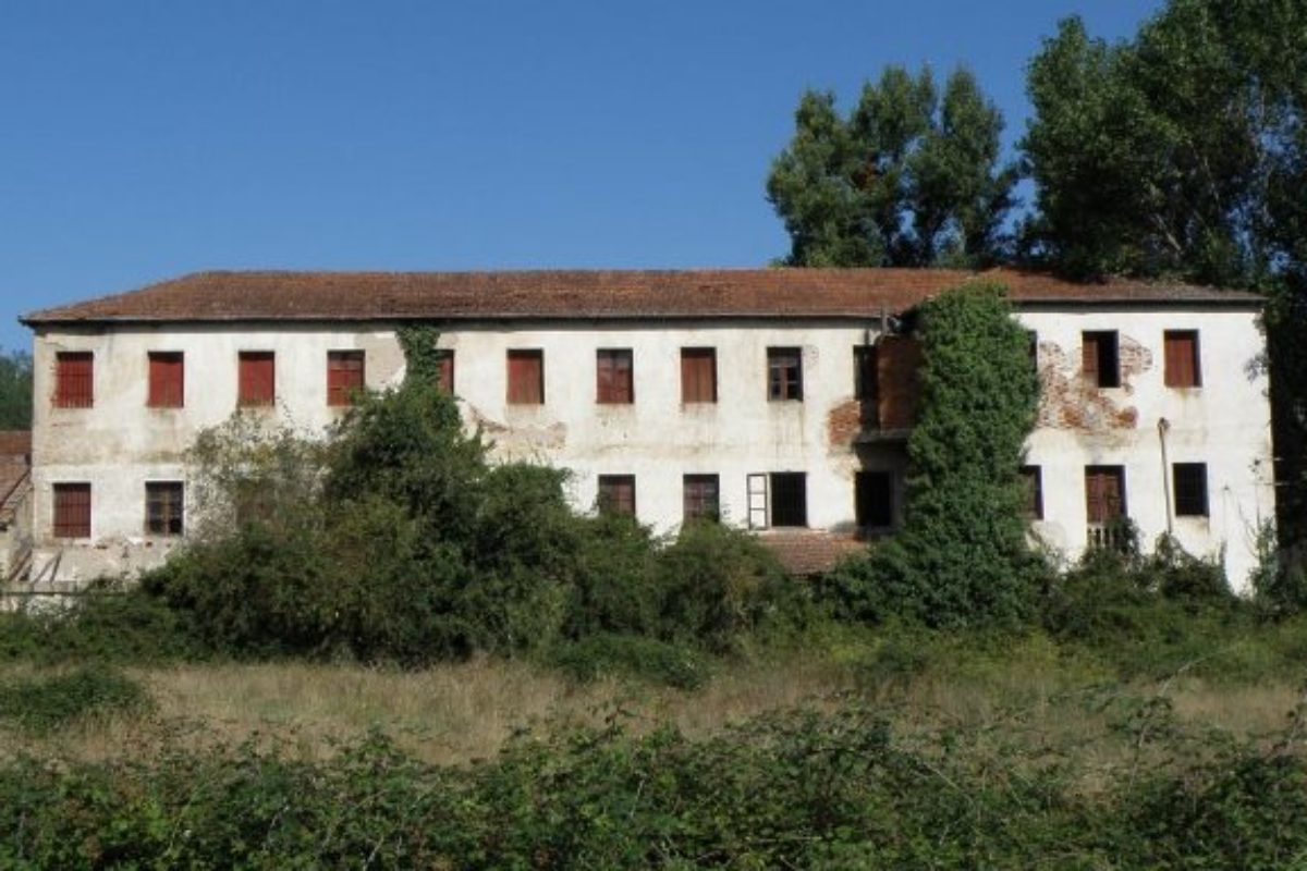 A Pinguela's Tanning Mill